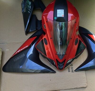 Yamaha Yzf R125 Full Fairing Set Full Panel Set