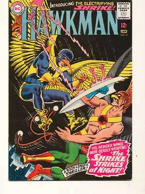 Hawkman (1964 series) #11 in Very Fine + condition. FREE bag/board