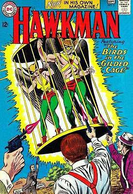 Hawkman (1964 series) #3 in Very Good + condition. FREE bag/board