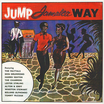 V.A. - Jump Jamaica Way (Vinyl LP - 1963 - EU - Reissue)