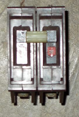 Wadsworth 2 Pole 20 Amp Type A Circuit Breaker