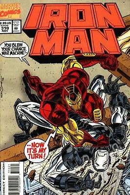 Iron Man (1968 series) #310 in Near Mint - condition. FREE bag/board