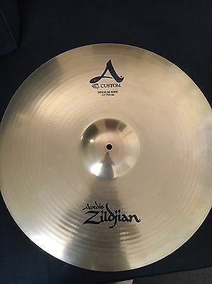 Zildjian 22 Inch 'a' Series Medium Ride Cymbal