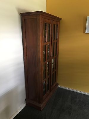 Timber Cabinet