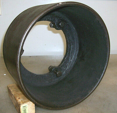 "10"" PULLEY for a  2-1/2hp 3hp IHC FAMOUS TITAN International Hit Miss Gas Engine"