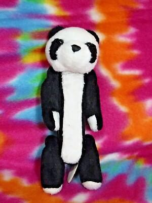 Panda Bear Plush Pez Dispenser Clip Stuffed Animal Plush Applause