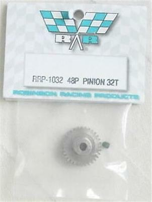 32 Tooth 48 Pitch Pinion Gear by Robinson Racing RRP1032 32T 48P