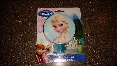 Frozen Elsa Disney Princess Night Light NEW!!!