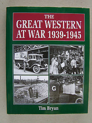 """the Great Western At War 1939-1945."" Railway Trains Book."