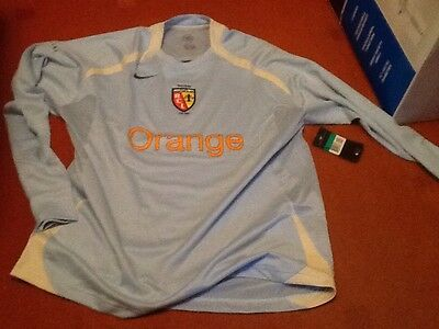 BNWT Brand New With Tags Nike Racing Club De Lens Long Sleeve Shirt Size XL