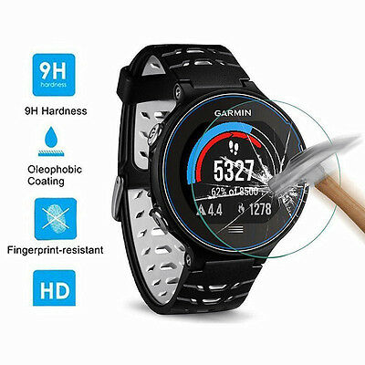 For Garmin Fenix3 HR Forerunner 9H Clear Tempered Glass Film Screen Protector TR