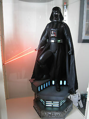 Sideshow Star Wars Darth Vader Return of the Jedi Premium Format Statue