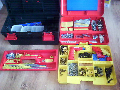 Large Meccano collection (pre and post 1980)