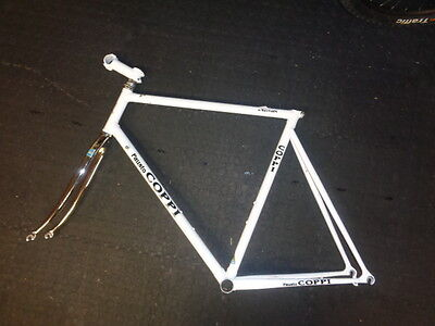 Fausto Coppi - Reparto Corsa - Columbus Genius 57cm lugged steel road bike frame