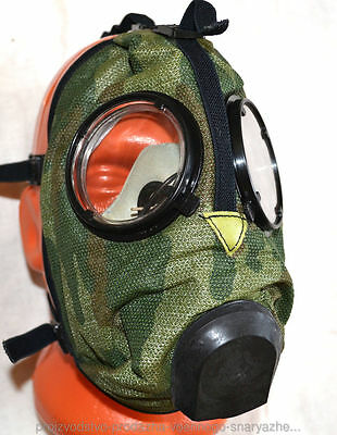 Genuine Russian Respirator Gas Mask FLORA Full Set New