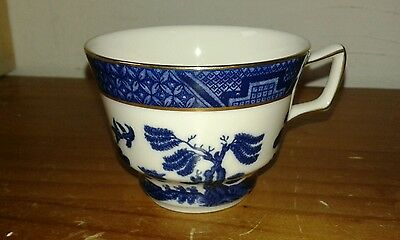 BOOTHS CHINA 'Real Old Willow'  tea cup