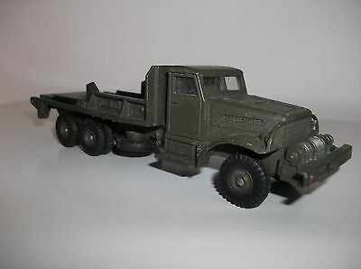 Dinky Military Army Truck