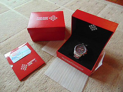 Red Arrows Chronograph Watch