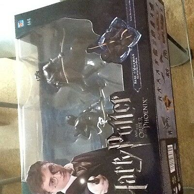 Harry Potter Bane And Magorian Figure Nrfb Mint