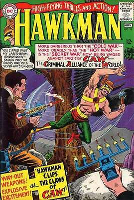 Hawkman (1964 series) #10 in Very Good + condition. FREE bag/board