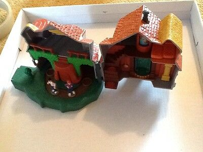 Harry Potter The Burrow Playset With Figures