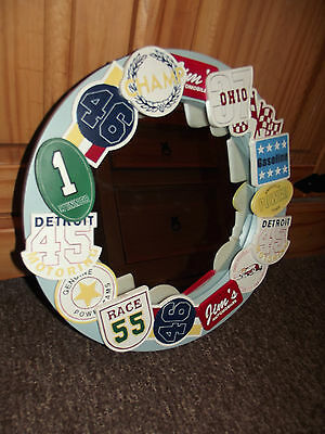 Childrens Mirror From Marks And Spencers Excellent Condition
