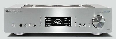 Cambridge Audio AZUR 851a Integrated Amplifier Silver New 5 Years Warranty