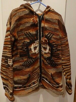 Mexican Hooded Jacket