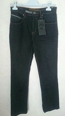 Jeans redskins regular fit neuf taille 14 ans