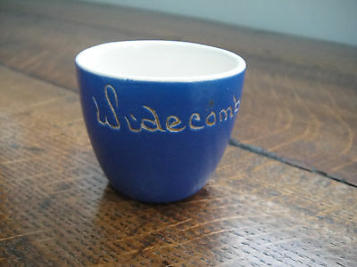 Devon Wear Eggcup from Widecombe