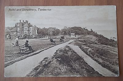 Hotel and Shrubbery, Tankerton, Kent