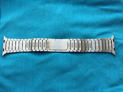 Genuine Apple Watch Stainless Steel Link Bracelet 42mm