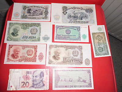 Vintage Russian Banknotes ( I Think )