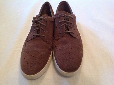 Mens Clarks Suede Shoes Size 11