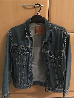 VINTAGE Men's Levi Strauss Denim Jacket Blue Levi's