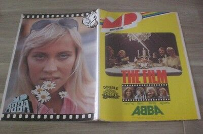 ABBA Special Poster The Movie 2 Super Posters