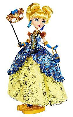 Ever After High Thronecoming Blondie Lockes Doll ... New & Sealed