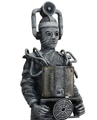 Robert Harrop Doctor Who Cyberman - The Tenth Planet (1966), Monochrome Edition