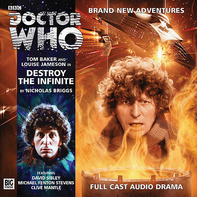 Doctor Who: Destroy the Infinite (Big Finish) NEW