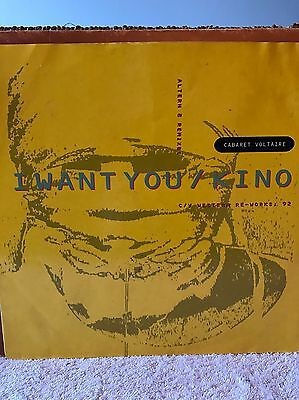 Cabaret Voltaire - I Want You/Kino
