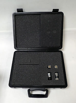 HP / AGILENT / KEYSIGHT 16195B 7mm CALIBRATION KIT FOR USE WITH 4287A & E4991A