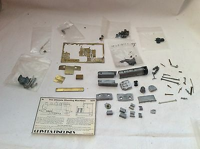 WHITE METAL ( 009) NARROW GAUGE 4mm  SHUNTER ? LOCOMOTIVE KIT