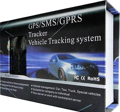 Car GPS Tracker GSM/GPRS Tracking Device