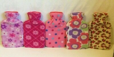 Hot Water Bottle High Quality Hot Water Bottles With Pattern Covers
