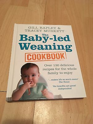Baby-led weaning cookbook. Gill Rapley And Tracey Murkett