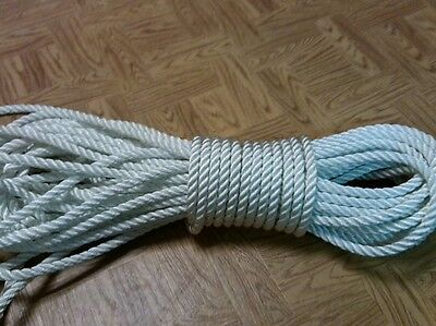 300 feet of 3/8 inch polyester composite rope(ARBORIST ROPE)