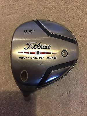 Titleist 905R Left Handed Driver Head