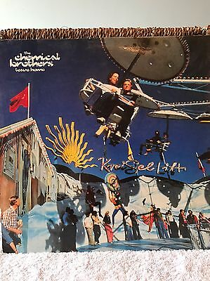 "The Chemical Brothers - Leave Home 12"" Vinyl First Issu"
