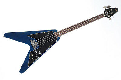 GIBSON Flying V Bass 1981 Made in USA - seltenes Sammlerstück im Originalzustand