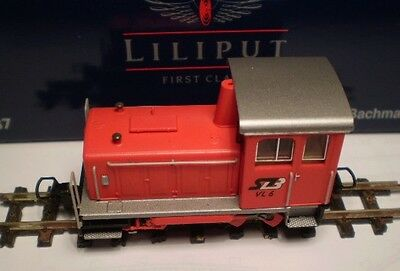 LILIPUT DIESEL SHUNTER HOe, 009, HOn30 NARROW GAUGE FOR EGGER-BAHN,MINITRAINS